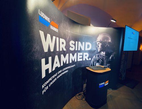 Hammer-Abend im Alten Forstamt in Aschaffenburg!